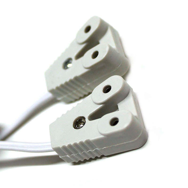 Cables y adaptadores para tubo led T8