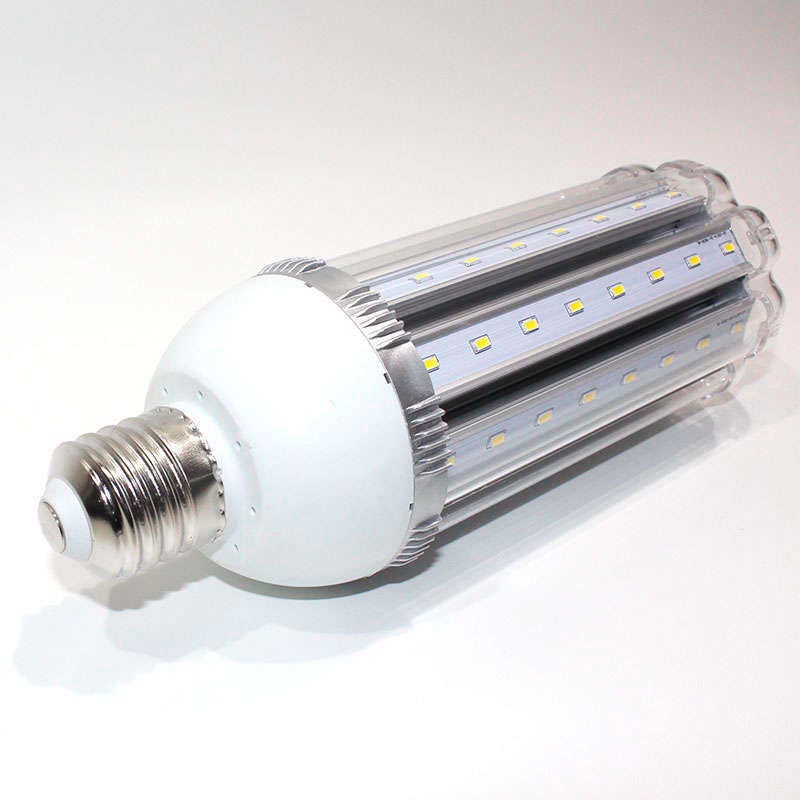 Bombilla led para farolas road 45w ledbox for Bombilla sensor crepuscular