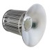 Campana Led industrial 250W chip Philips + MeanWell driver