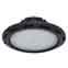 Campana Led industrial UFO 160W chip Philips + MeanWell driver