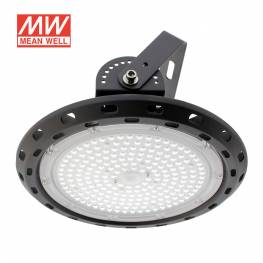Campana industrial UFO 160W CREE led + MeanWell driver 1-10V regulable